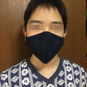 母だけの剣道日誌(184)4か月半ぶりの稽古!(後編)面マスクの検証…