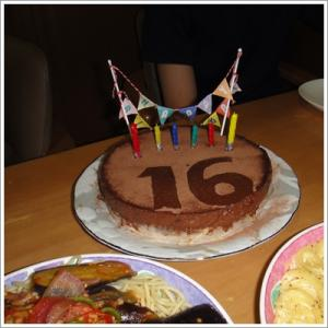 Happy 16th Birthday♪