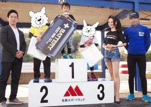 2017ポケバイレース記録