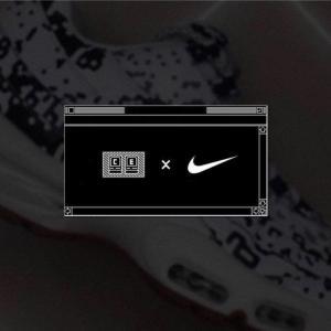 1月5日(土)発売 cavempt(C.E.) x Nike