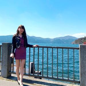 伊豆ドライブと芦ノ湖