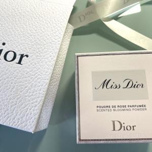 Miss Diorいろいろ