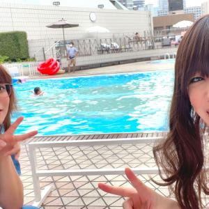 ANAインターコンチネンタルホテル東京プールステイ
