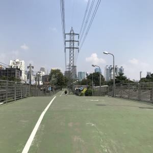 ルンピニ公園とベンジャキティ公園をつなぐ秘密の通路