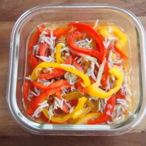 マイロハス連載 日持ち野菜の5分レシピ パプリカ・カラーピーマン
