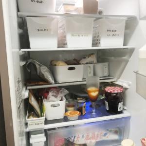 冷蔵庫の中お掃除します宣言☺︎