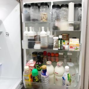 ②冷蔵庫の掃除*ドアポケット編*