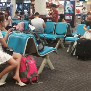 SIMカード売場や荷物預かり所、電源の場所がわかるチェンマイ国際空港完全攻略地図