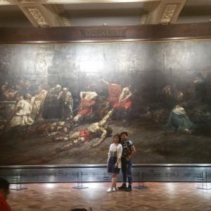 フィリピン国立博物館のみどころや実際にマニラ防衛隊司令部跡に使われていたのかの検証
