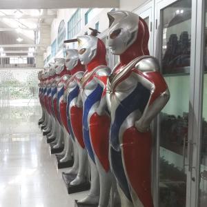 古都アユタヤに場違いな現代おもちゃ博物館「ミリオントイ博物館」に迷い込んだところ