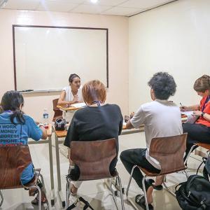 フィリピン留学ブルーオーシャンは絵に描いたようなリゾート気分が味わえる語学学校です。