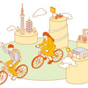 シェアサイクル「HELLO CYCLING」の始め方。ネット環境なしでの乗車に挑戦。