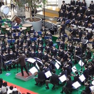 【動画】大阪桐蔭高校の吹奏楽部が凄いと海外で話題に!