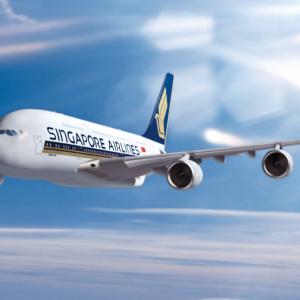世界最高峰エアラインであるシンガポール航空のA380-800(スイートクラス)、B777-300(ファーストクラス)を予約・発券