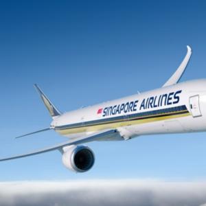 世界最高峰エアラインであるシンガポール航空のA350-900(ビジネスクラス)、B787-10(ビジネスクラス)を予約・発券
