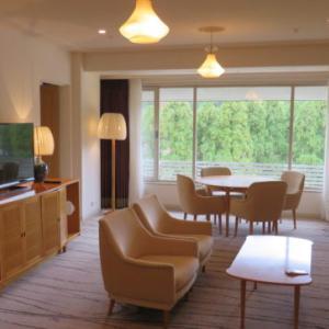 「京都グランドプリンスホテル」デラックスフロアスイートルームに滞在するとともに、ロイヤルラウンジを満喫!