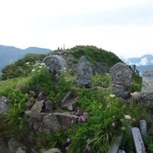 静かに佇む天空の庭園 雨飾山に登ってきた(雨飾高原キャンプ場)