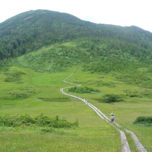 燧ヶ岳(尾瀬 御池)
