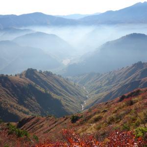 平ヶ岳(平ヶ岳登山口) 紅葉