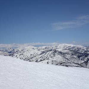 至仏山 ゴールデンウィーク雪山登山
