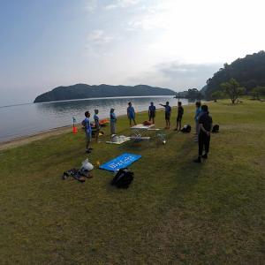 琵琶湖スイム練習会