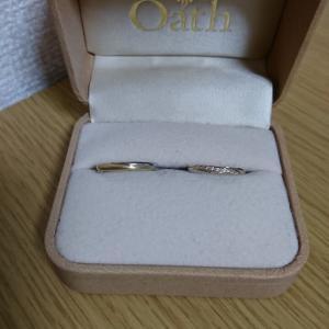【新潟Wedding】結婚指輪②