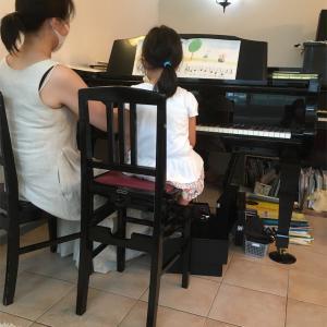 ピアノ教室❓