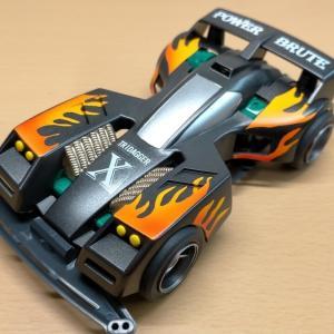 トライダガーXを原作カラーで塗装してみた
