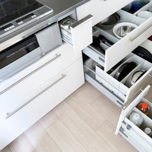 【続】キッチン収納のマイルール♪