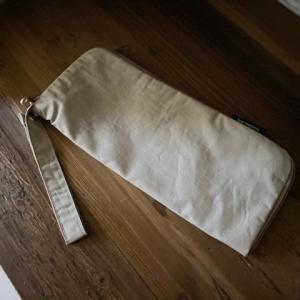 便利機能が満載な「折り畳み傘カバー」がお気に入り♪