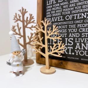 クリスマスインテリア、着々と。。。