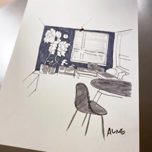 我が家だけの「アート」が到着♪