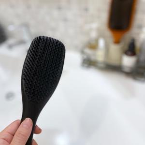 「濡れ髪ブラシ」がすごく良い♪&楽天マラソン追加ポチ【7店舗目】