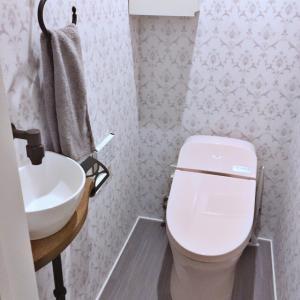 【親世帯トイレ】部材が遅延?!入居後1ヶ月でようやく「完成」。。。