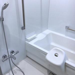 汚画像にご注意!「お風呂手すりの水垢」をあっさり解決♪