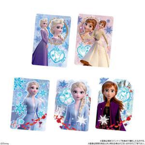 「アナと雪の女王2 アイスマジックカードグミ」カードリスト・配列アソート・商品情報・開封結果まとめ