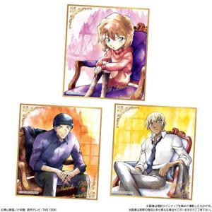 『名探偵コナン色紙ART3』カードリスト・配列アソート・商品価格比較情報・BOX開封結果まとめ