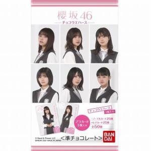 「櫻坂46 チョコウエハース」カードリスト画像・カード配列BOX開封結果まとめ