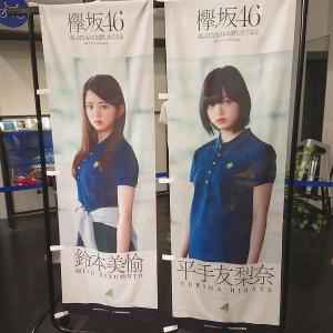 『欅坂46スペシャルディスプレイ』フォトレポート@名古屋 新星堂