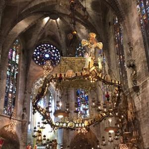 思わず「はあ〜」ともらしたマヨルカ大聖堂