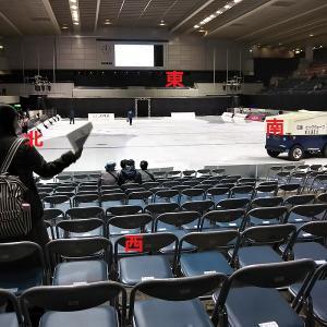浅田真央サンクスツアー2020 広島公演 ひろしんビッグウェーブ 座席表 ショートサイド ロングサイド おすすめ