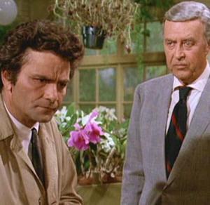 刑事コロンボ#11-1 悪の温室/ THE GREENHOUSE JUNGLEBLUEPRINT 1972年 あらすじとネタバレ(前半) 高齢独身こじらせ男の狂言誘拐殺人事件