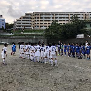 SCH.FC U11 交流戦(vsあざみ野FC)