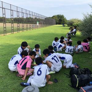 SCH U11練習試合(vsカルペソール湘南、Grant.FC)
