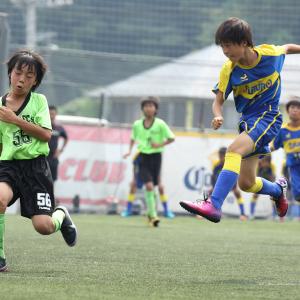 JFC FUTUROジュニア2期生 古宿理久が横浜FC入団内定!