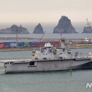 試運転中の韓国海軍「馬羅島艦」に批判殺到 ⇒ 韓国人「中古艦に見えるのは何故だ?」