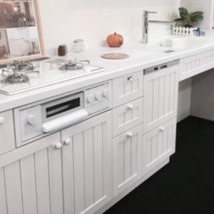 キッチン、洗面台選びにウッドワンのショールームへ