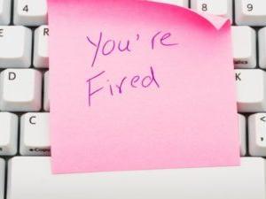 レイオフと解雇(Layoff or fire)