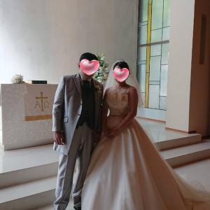 結婚式後の日常(追記あり)