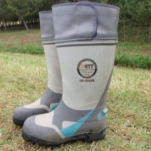上州屋のスパイク付き長靴が増水した霞ヶ浦で超絶便利だった件